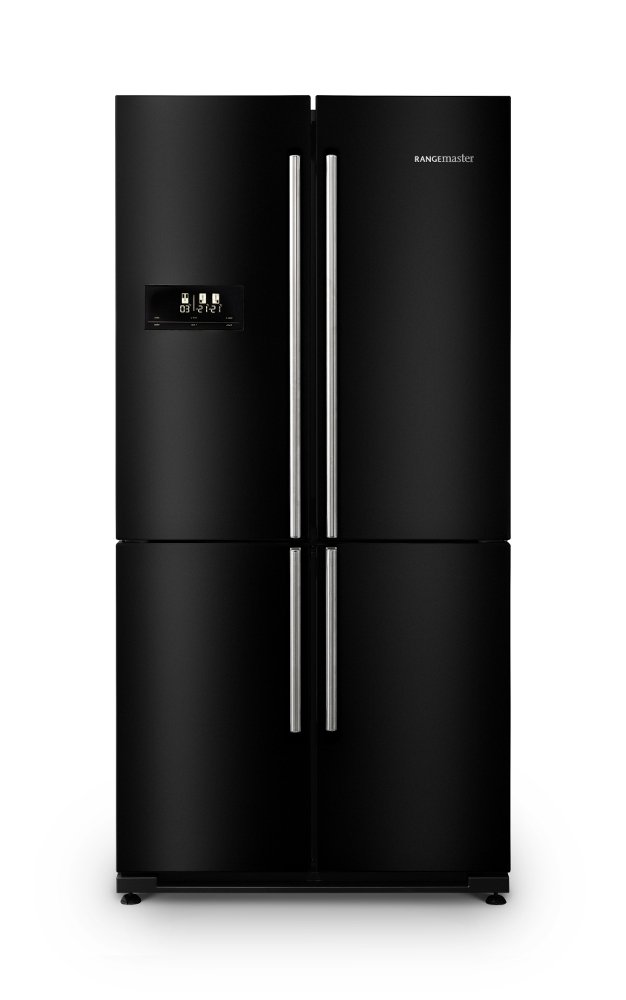 Rangemaster SXS RSXS18BL/C American Fridge Freezer