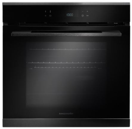 Rangemaster ECL610PBL/BL Eclipse Single Built In Electric Oven