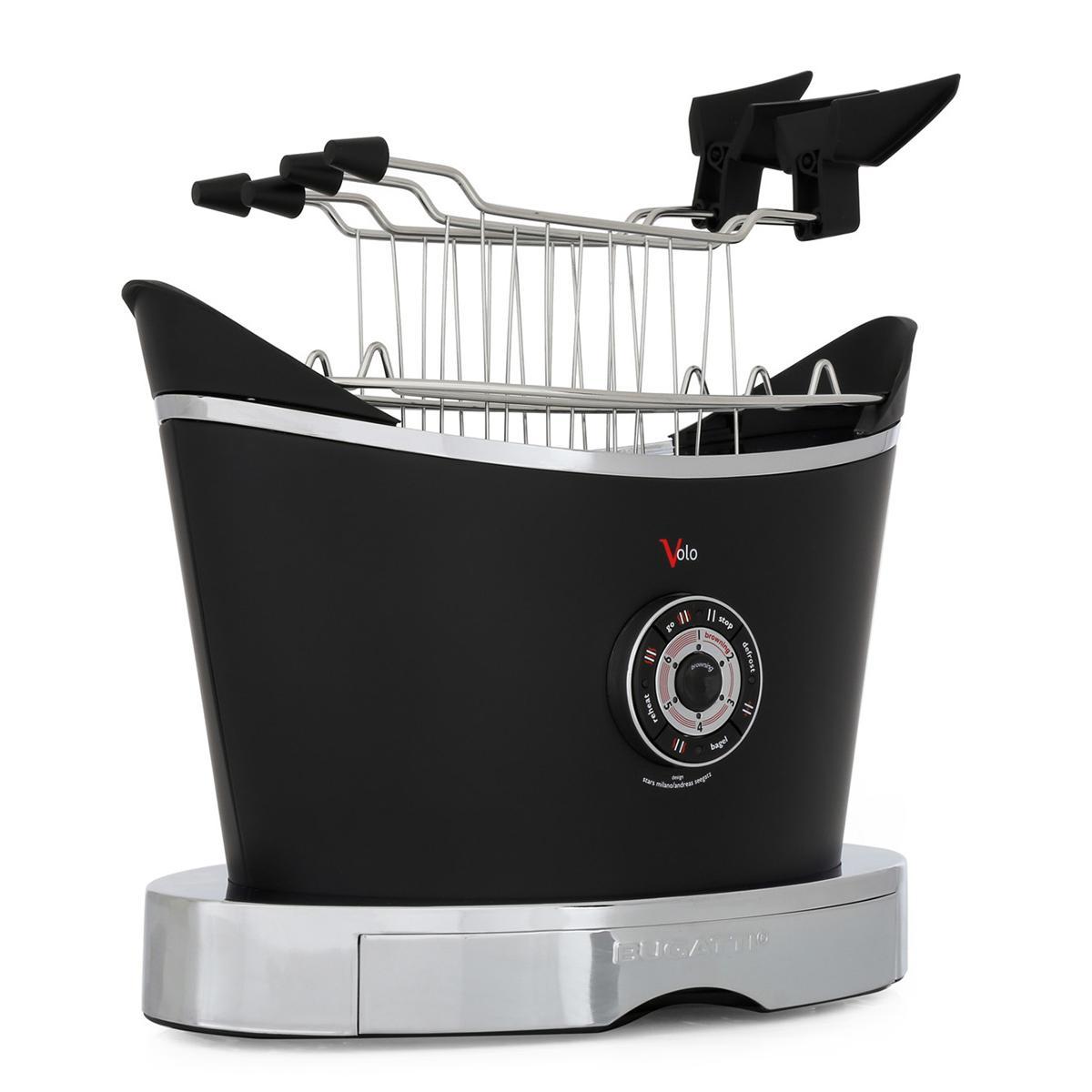 Bugatti 13-VOLONUK 2 Slice Toaster