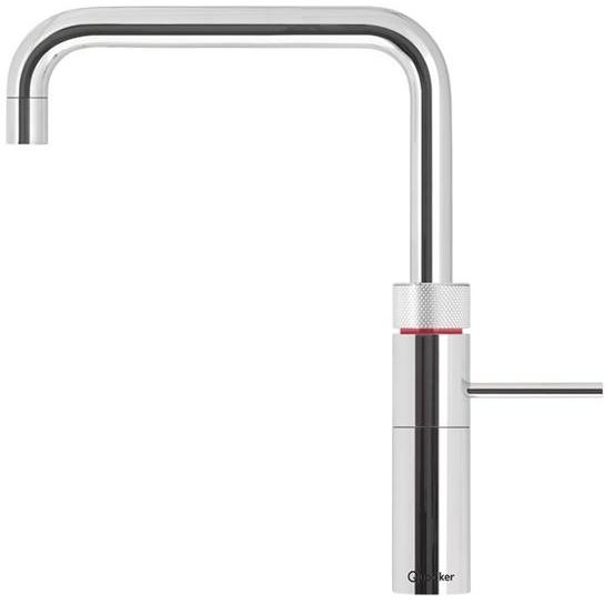 Quooker Combi 2.2 Fusion Square Chrome Boiling Water Mixer Tap
