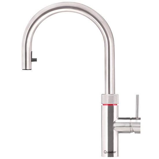 Quooker Combi 2.2 Flex Chrome 3 in 1 Boiling Water Tap