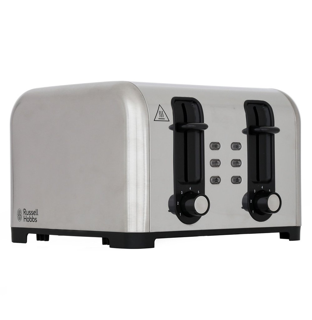 Russell Hobbs 23540 4 Slice Wide Slot Toaster