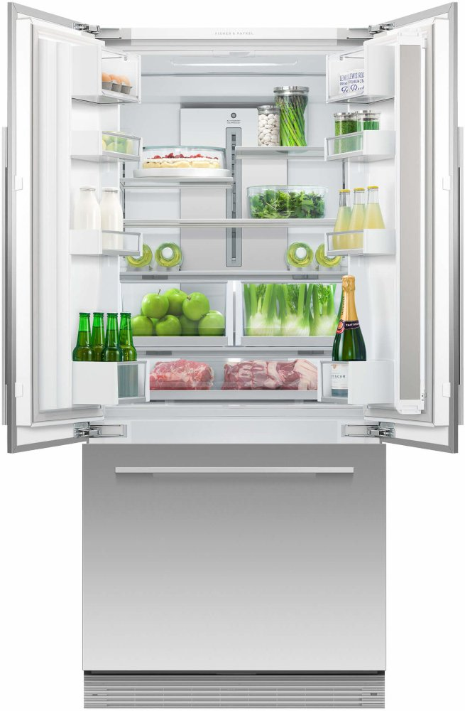 Fisher & Paykel Series 7 RS80A1 Frost Free Integrated Fridge Freezer