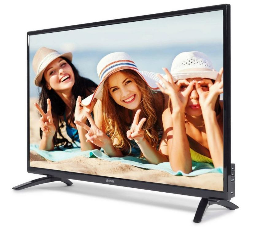 "Linsar 32LED400 32"" LED HD Ready Freeview HD Television"