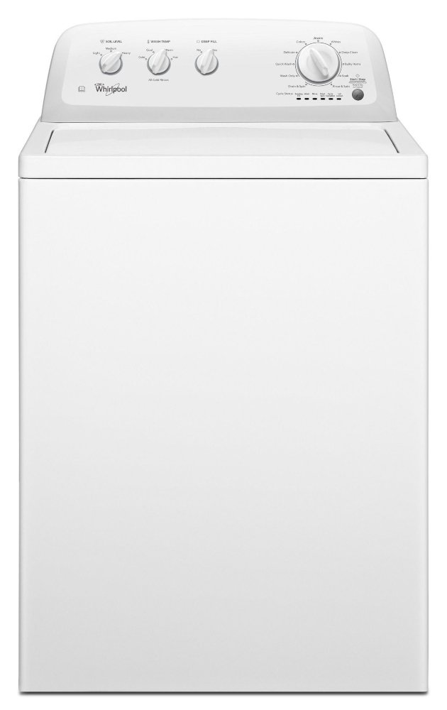 Whirlpool 3LWTW4705FW American Style Top Loading Washer