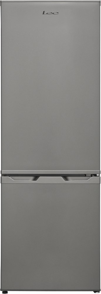 Lec TF55148S Silver Static Fridge Freezer