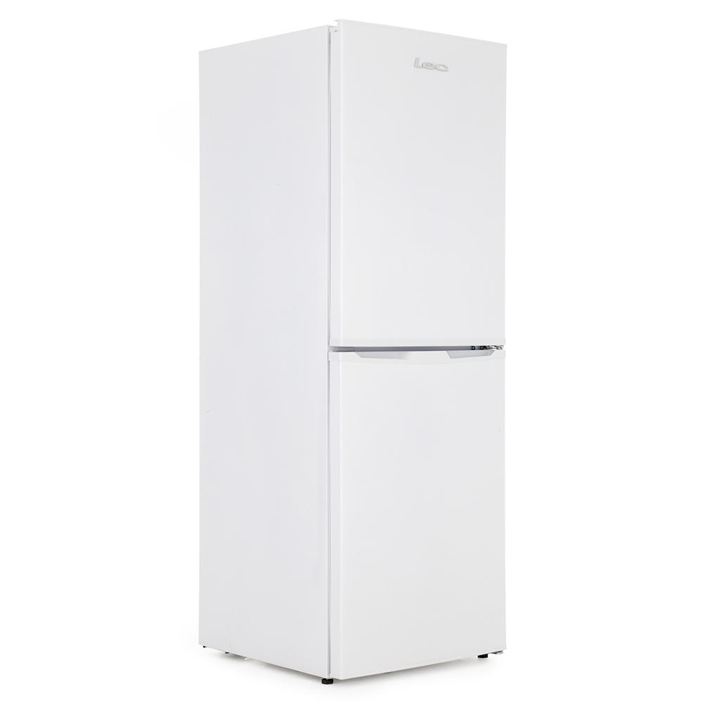 Lec TF55158W White Fridge Freezer