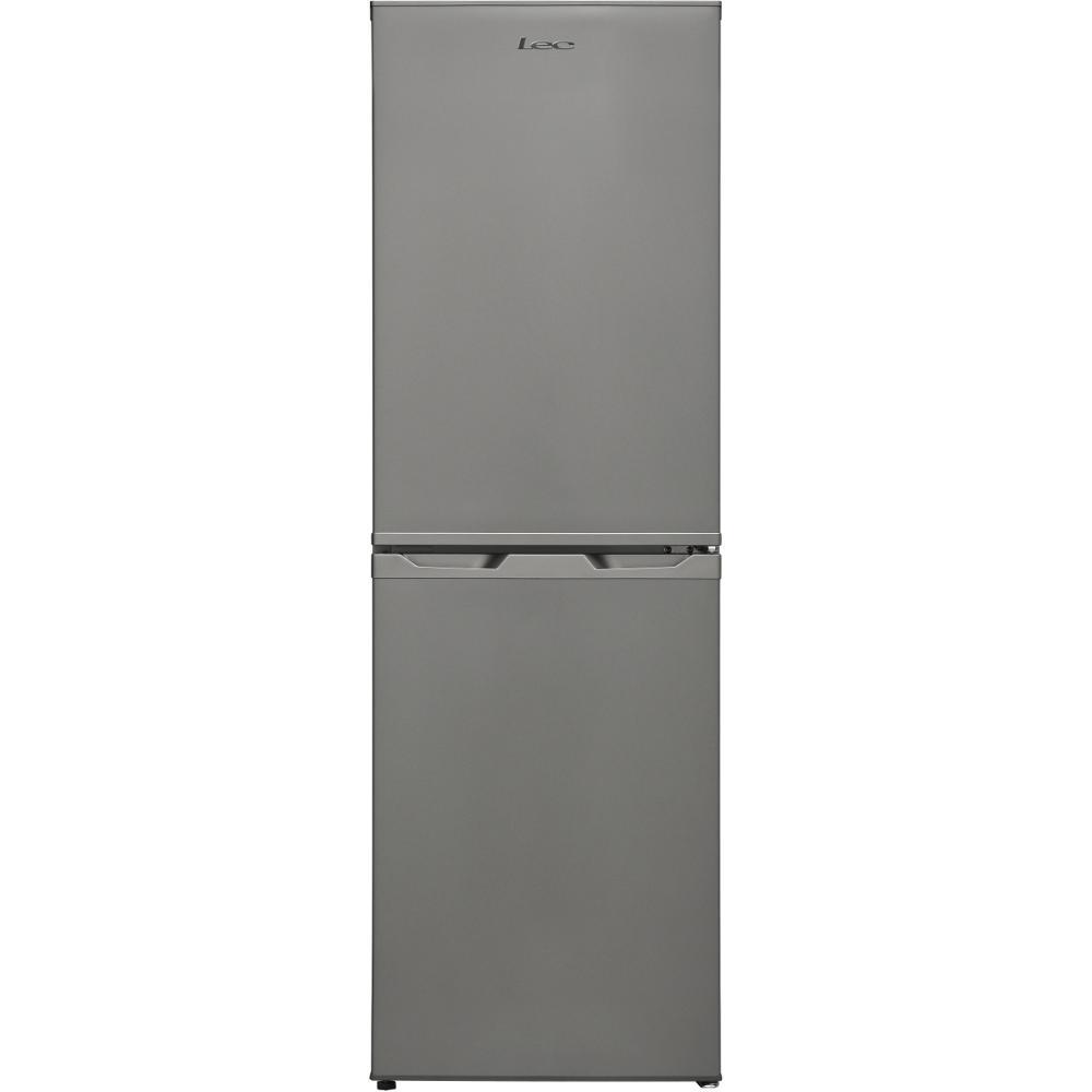 Lec TF55178S Silver Fridge Freezer
