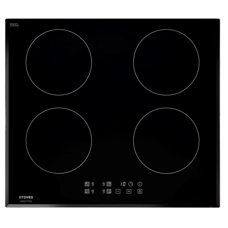 Stoves SIH602T13 Black Induction Hob