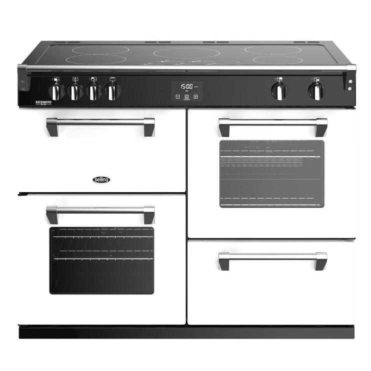 Stoves Richmond DX S1100Ei CB Icy Brook 110cm Electric Induction Range Cooker