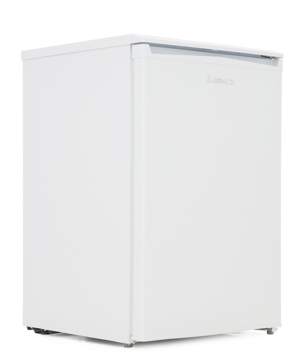 Lec L5517W White Larder Fridge