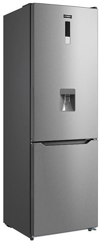 Stoves NF60189WTD Stainless Steel Frost Free Fridge Freezer