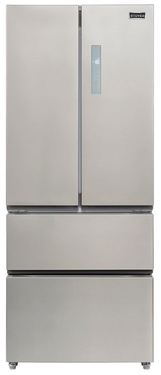 Stoves FD70189 Stainless Steel Frost Free Fridge Freezer