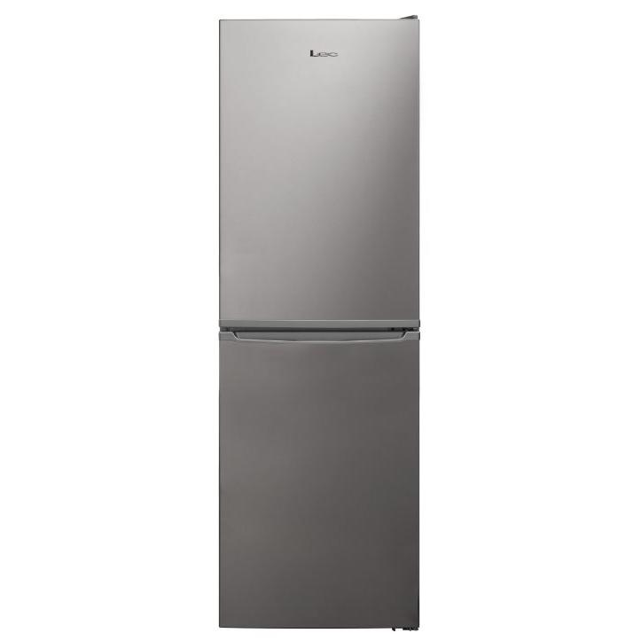 Lec TF55179S Silver Frost Free Fridge Freezer