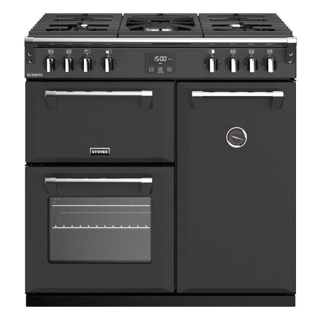 Stoves Richmond S900G Anthracite 90cm Gas Range Cooker