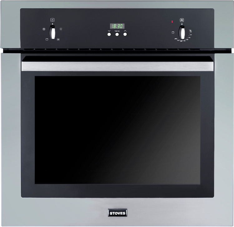 Stoves SEB600FPS Stainless Steel Single Built In Electric Oven