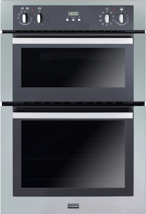 Stoves SEB900MFS Stainless Steel Double Built In Electric Oven