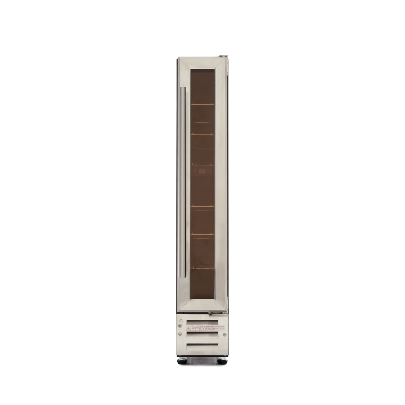 Lec 150WC Mk2 Stainless Steel Integrated Wine Cooler