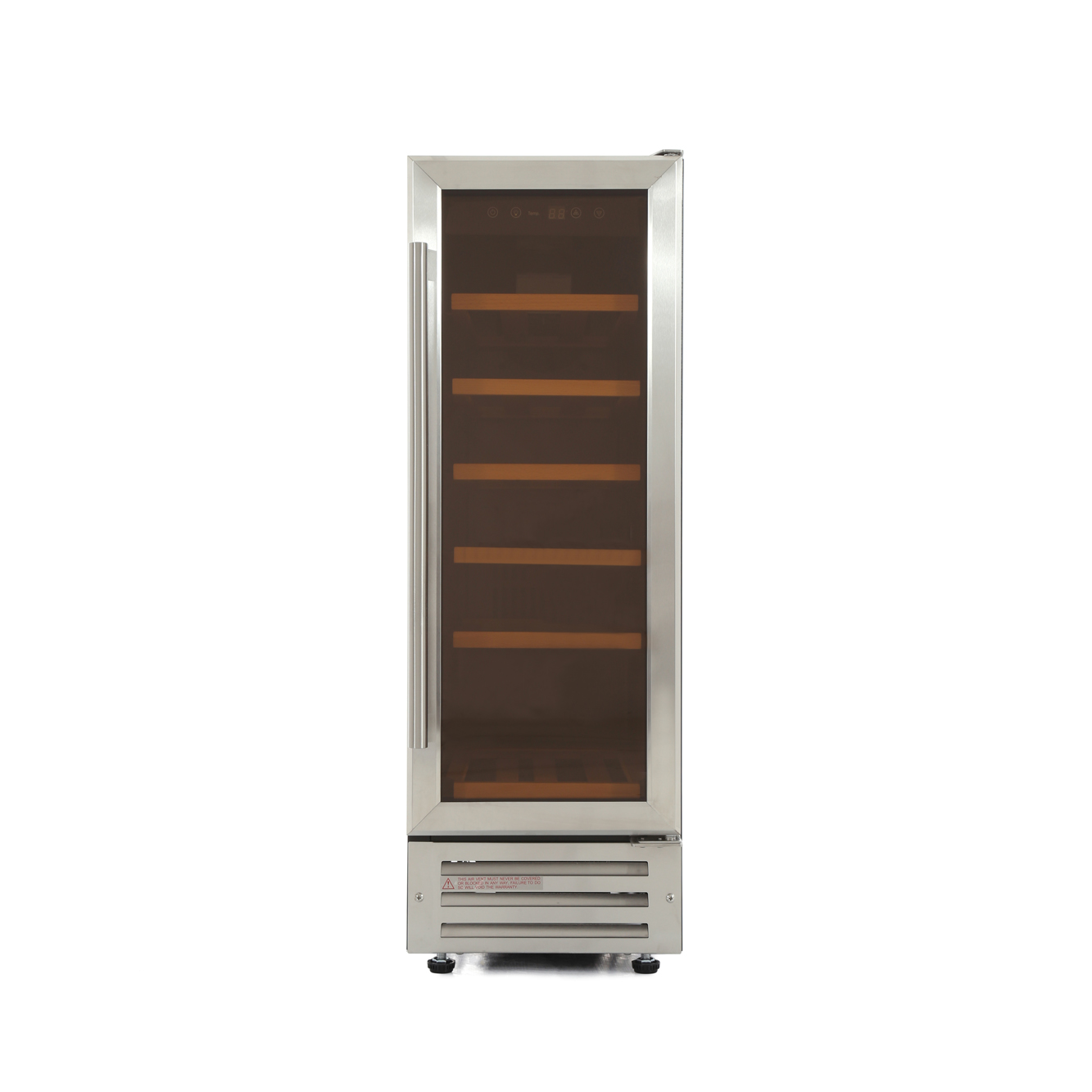 Stoves 300WC Mk2 Stainless Steel Wine Cooler