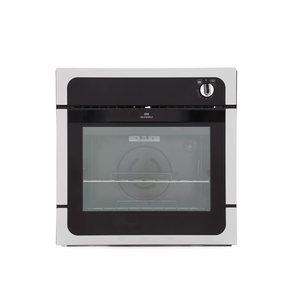 New World NW601G White Single Built In Gas Oven