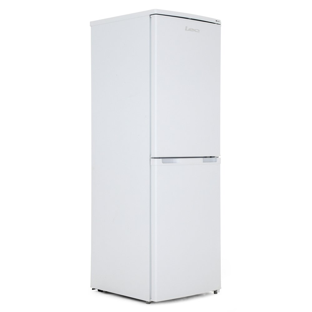 Lec TF50152W White Frost Free Fridge Freezer