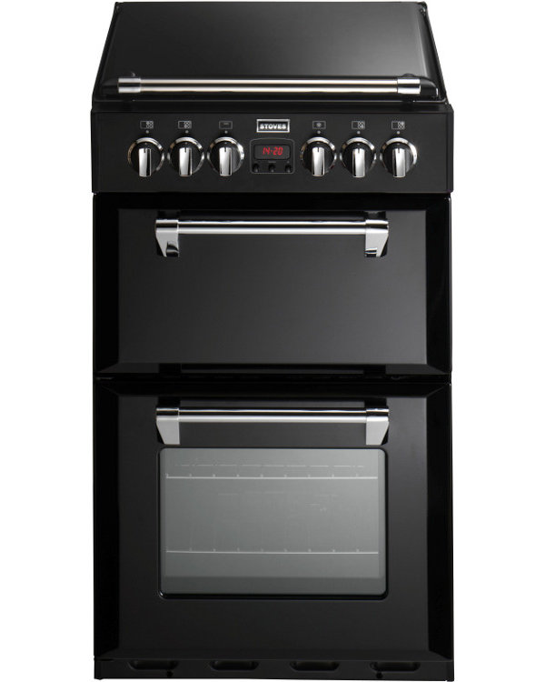 Stoves Richmond 550DFW Black Dual Fuel Cooker