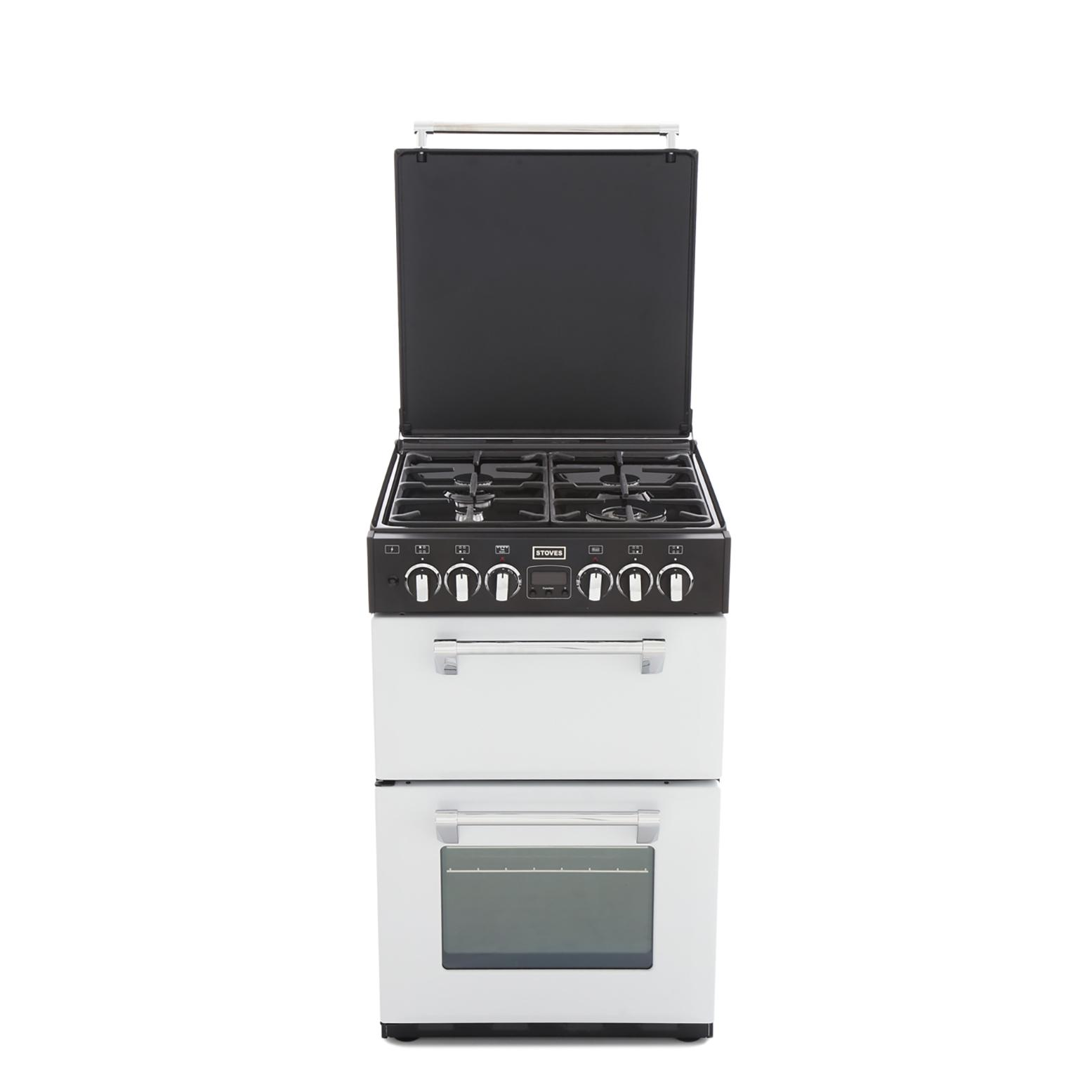 Stoves Richmond 550DFW Icy Brook Dual Fuel Cooker
