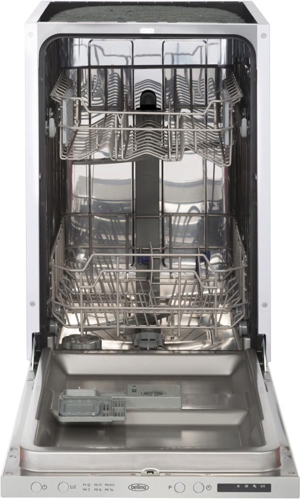 Belling IDW45 Built In Fully Int. Slimline Dishwasher