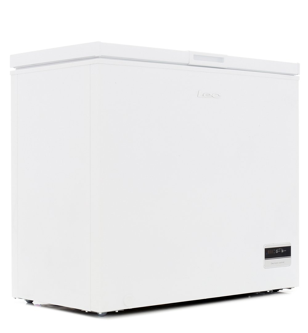 Lec CF200L Static Chest Freezer