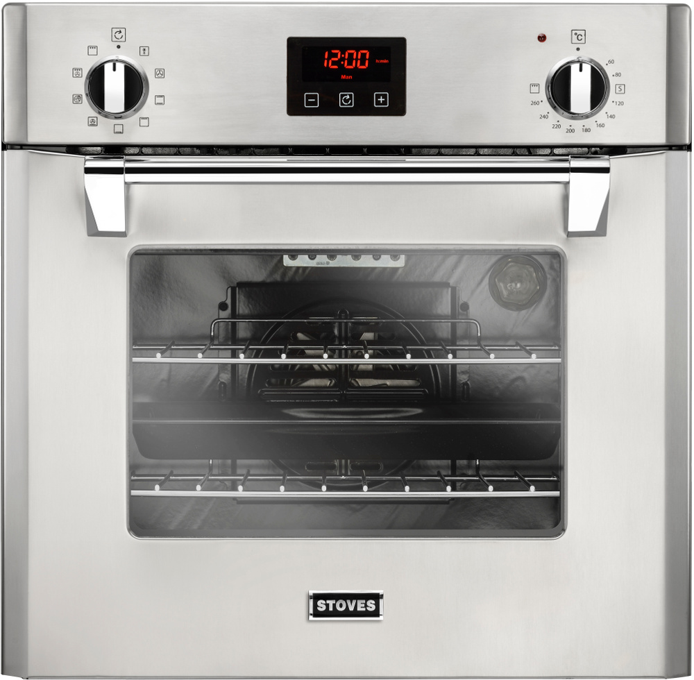 Stoves ST Richmond 600MF Stainless Steel Single Built In Electric Oven