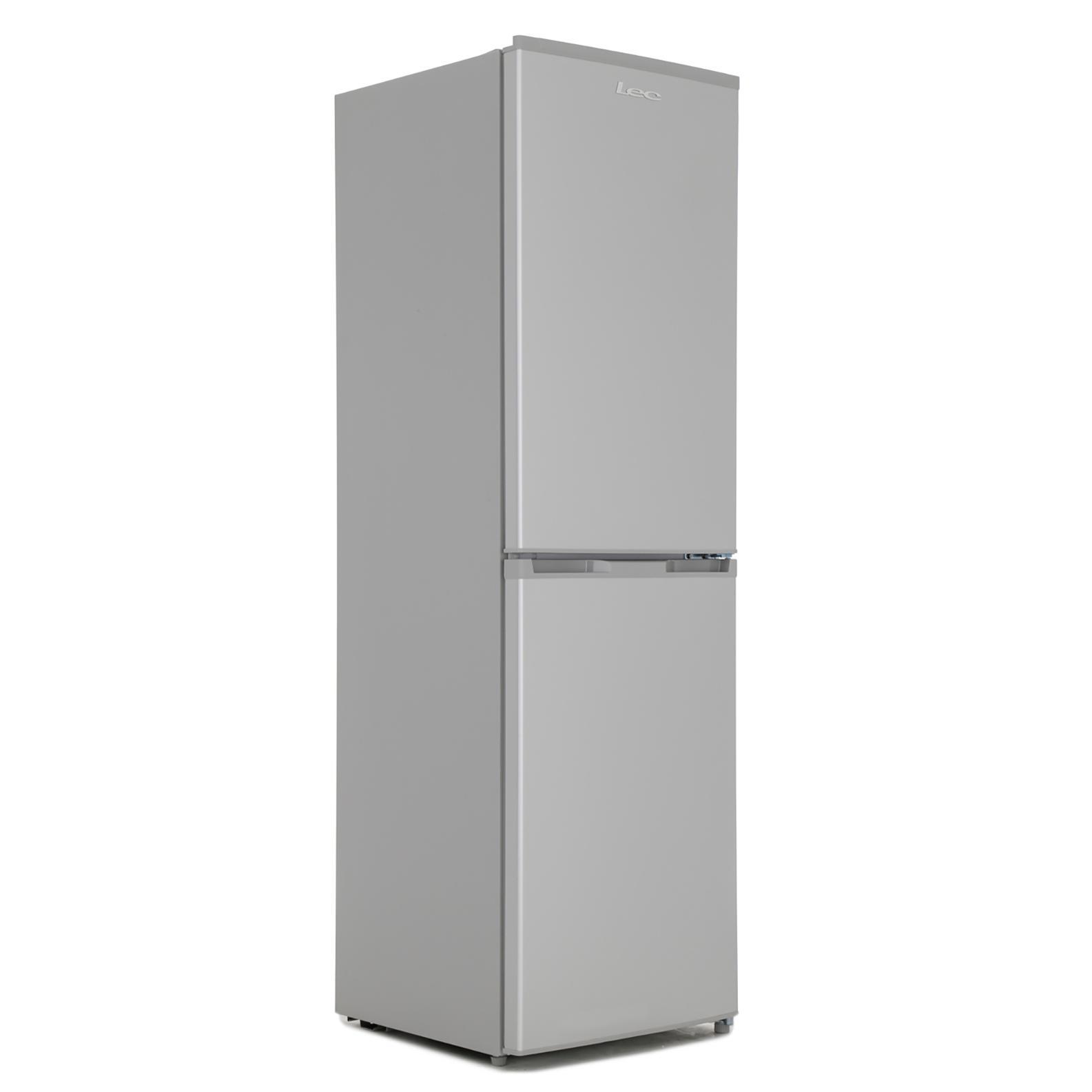 Lec TF55185S Silver Frost Free Fridge Freezer