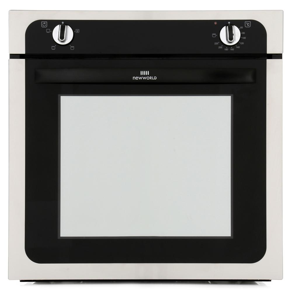 New World NW602V Stainless Steel Single Built In Electric Oven