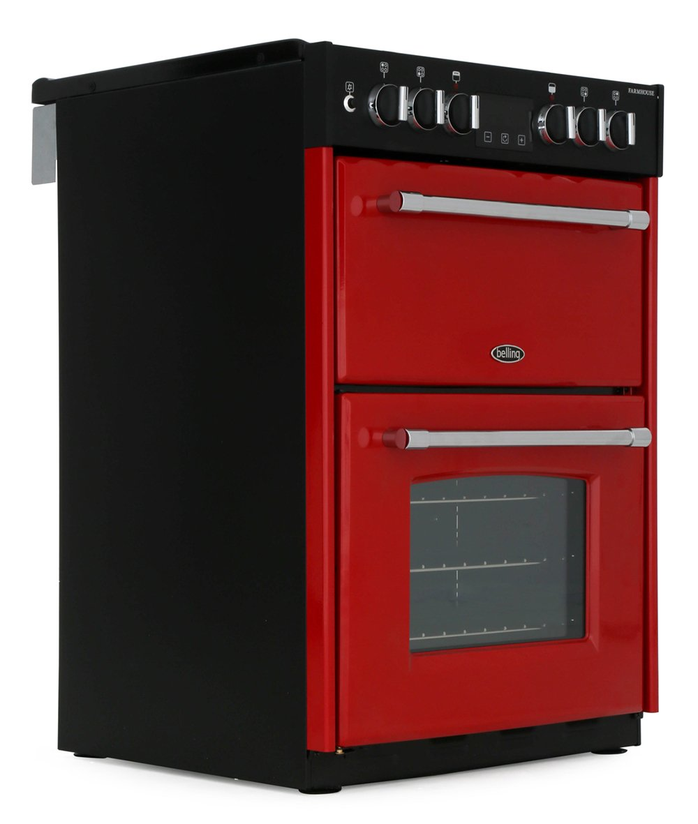 Belling Farmhouse 60DF Jalapeno Dual Fuel Cooker with Double Oven