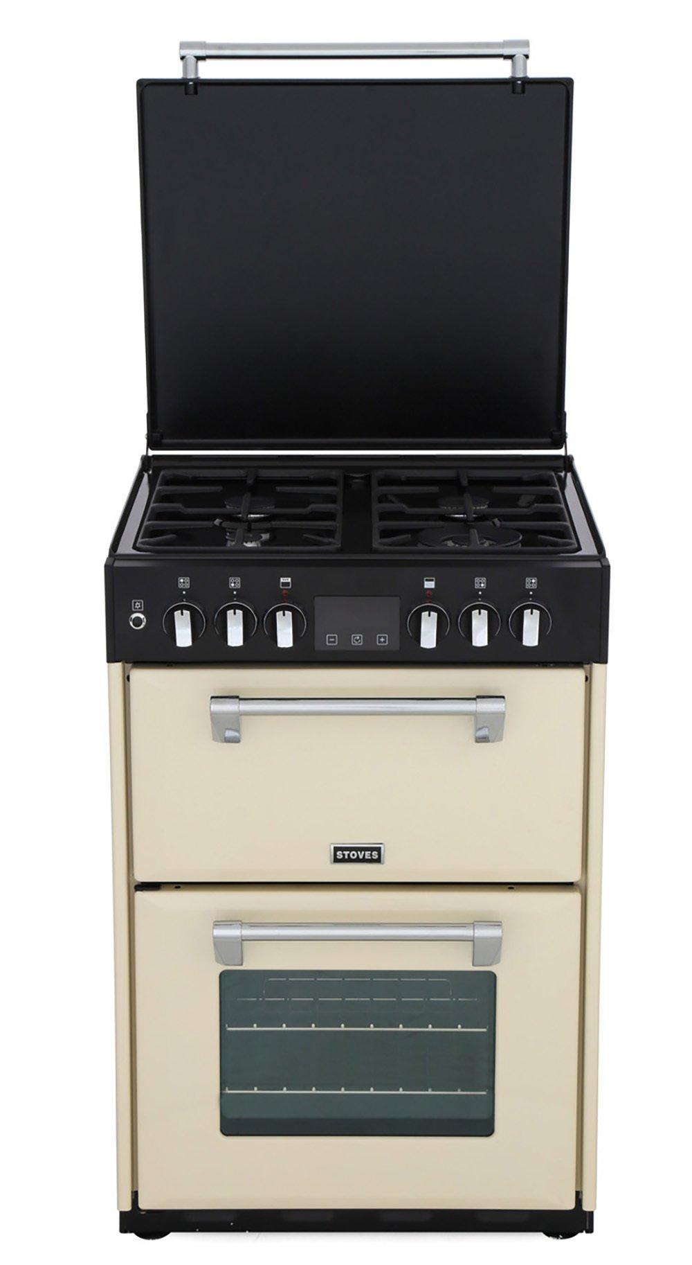 Stoves Richmond 600DF Cream Dual Fuel Cooker