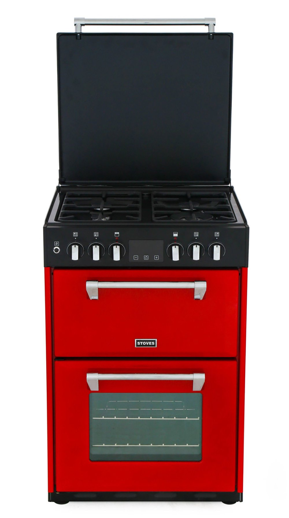 Stoves Richmond 600DF Jalapeno Dual Fuel Cooker with Double Oven