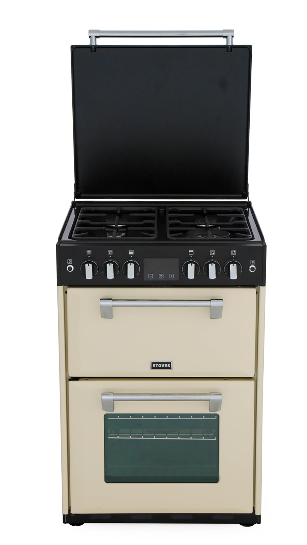Stoves Richmond 600G Cream Gas Cooker with Double Oven