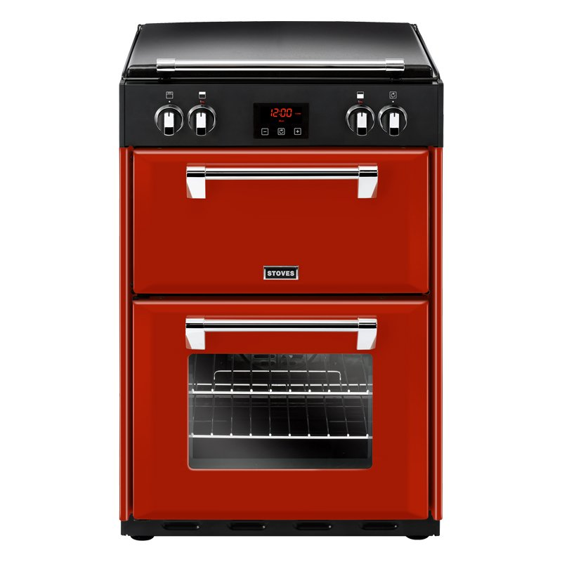 Stoves Richmond 600Ei Jalapeno Induction Electric Cooker with Double Oven