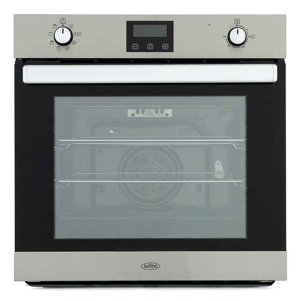 Belling BI602FP Stainless Steel Single Built In Electric Oven