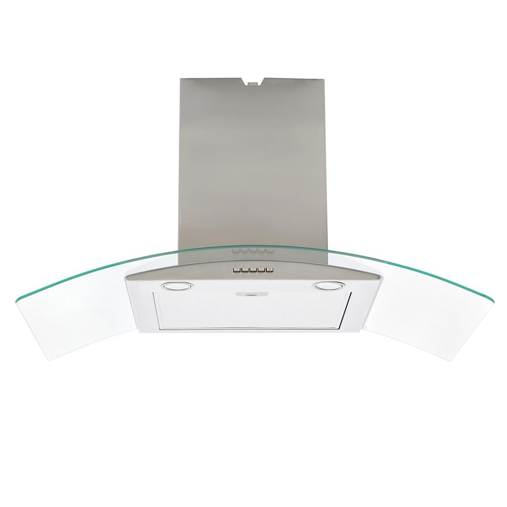 Belling 900CGH Stainless Steel 90cm Chimney Hood