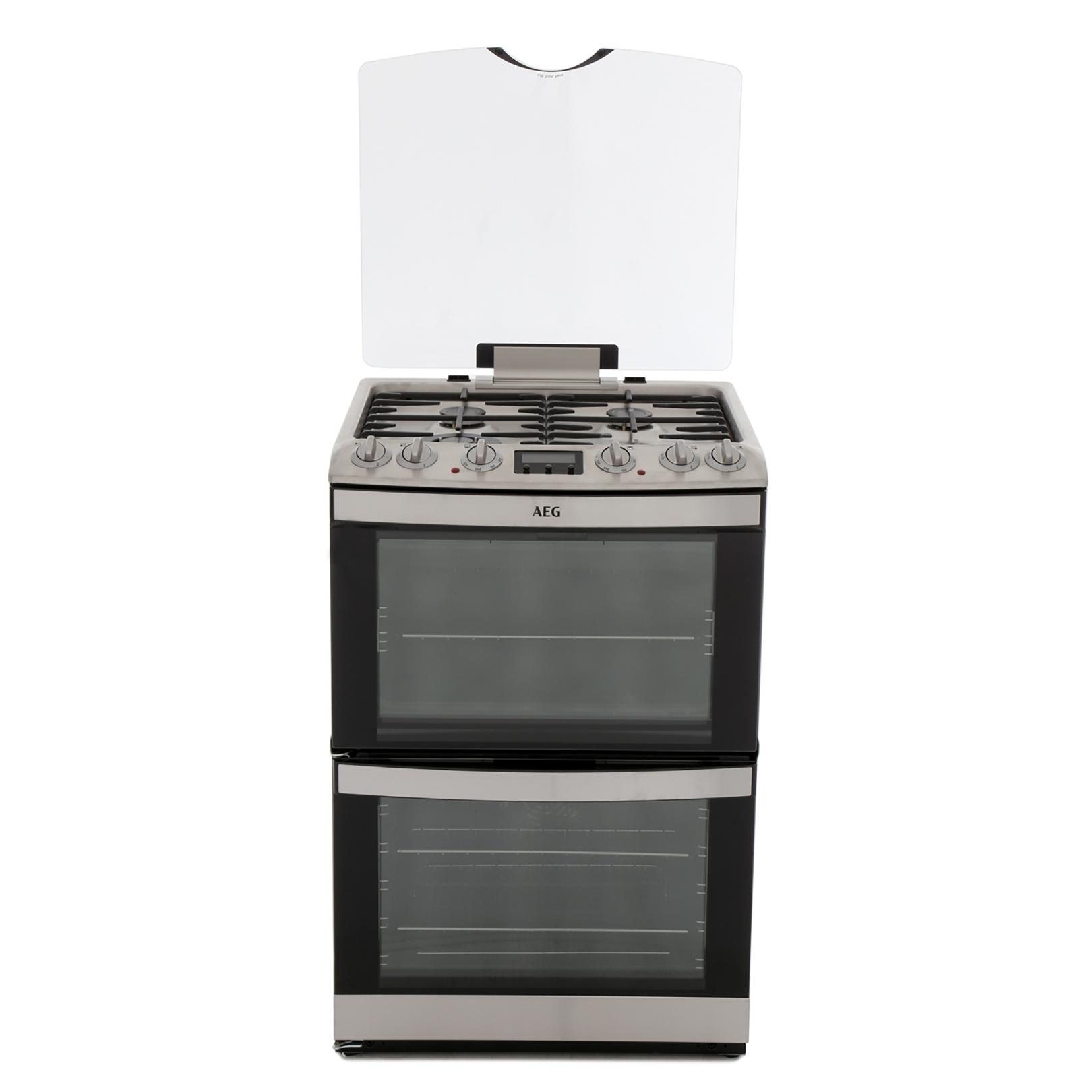AEG 47132MM-MN Dual Fuel Cooker