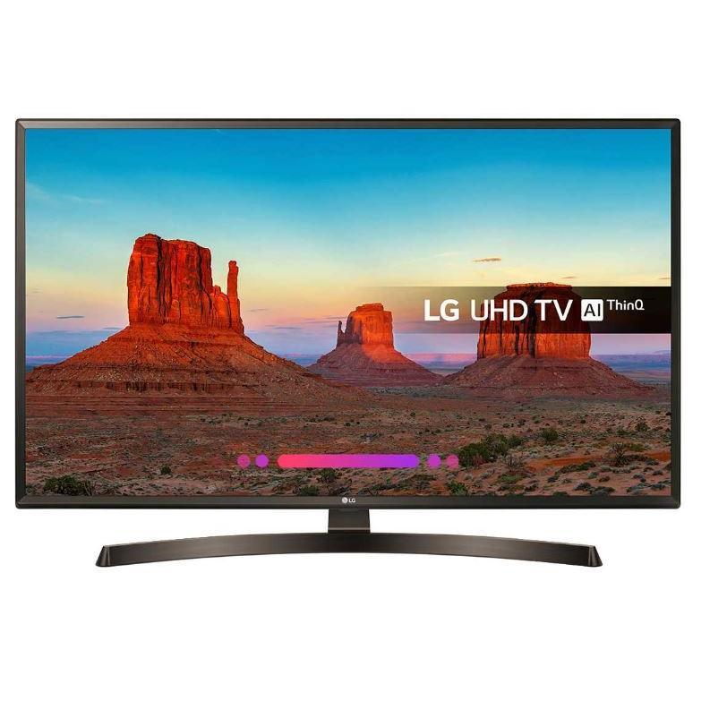 "LG 49UK6400PLF 49"" LG Ultra HD 4K TV"