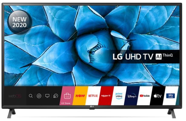 """LG 49UN73006LA 49"""" 4K Smart UHD Television"""