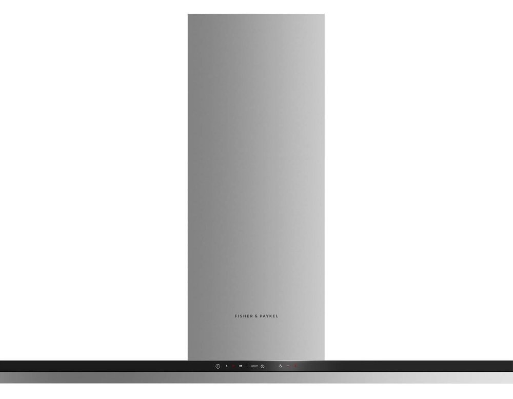 Fisher & Paykel HC120BCXB2 120cm+ Chimney Hood