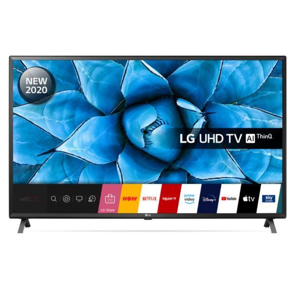 """LG 50UN73006LA.AEK 50"""" LED 4K Smart Television"""