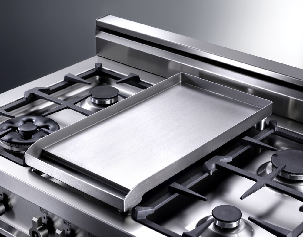 Bertazzoni BACC-901162 Stainless Steel Griddle