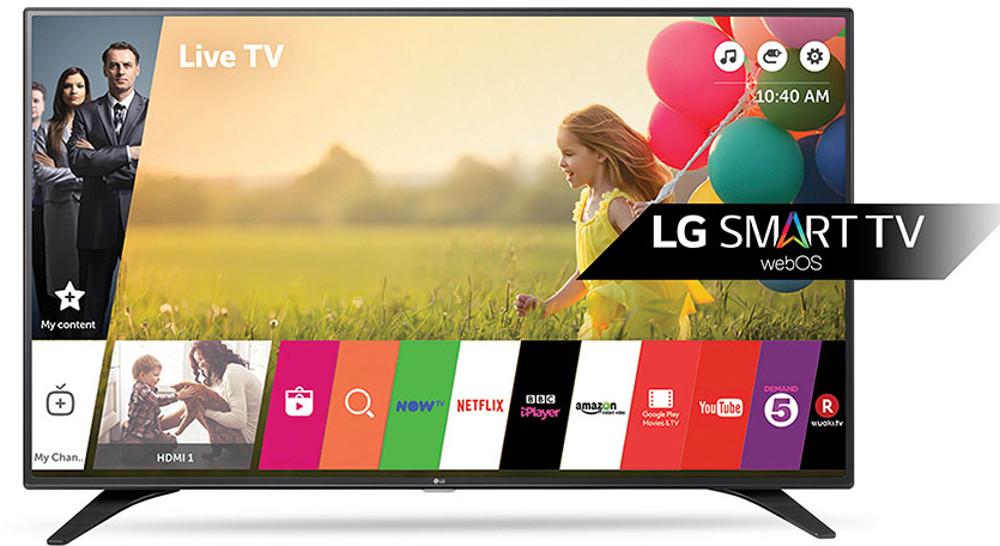 "LG 55LH604V 55"" Full HD LED Television"