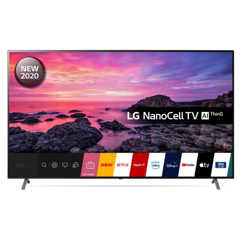 "LG 55NANO906NA.AEK 55"" NanoCell 4K Smart Television"