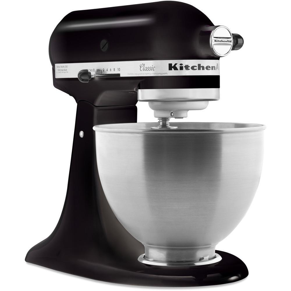 KitchenAid 5K45SSBOBKIT Food Mixer & Gadget Set