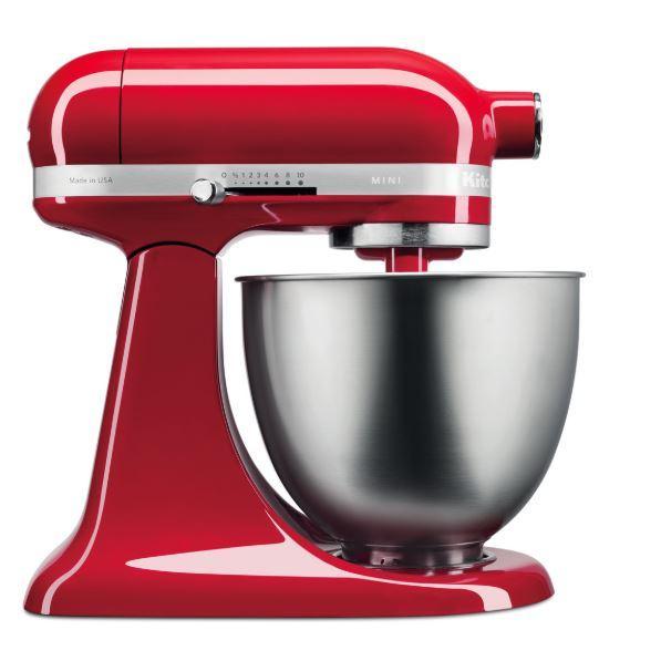 KitchenAid 5KSM3311XBER 3.3 Litre Stand Mixer
