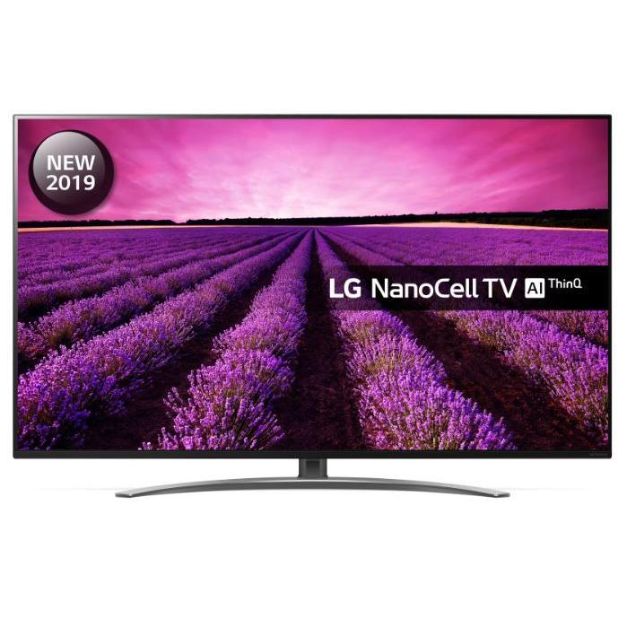 "LG 65SM8600PLA 65"" Nano Cell 4K UHD Smart Television"